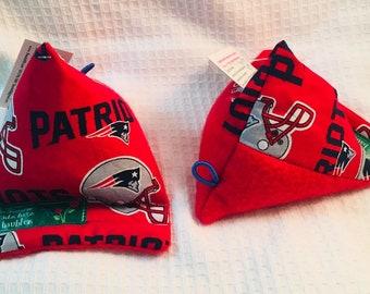New England Patriots -Phone holder fabric