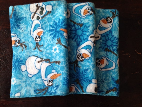 Olaf Frozen Cloth Napkin by Smartkin