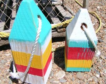Decorative Buoys Etsy