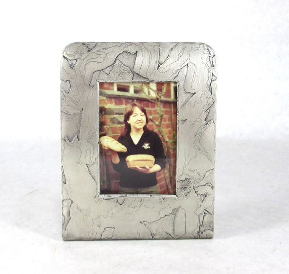Sterling Silver Frame Arts And Crafts Misson Style Handmade Etsy