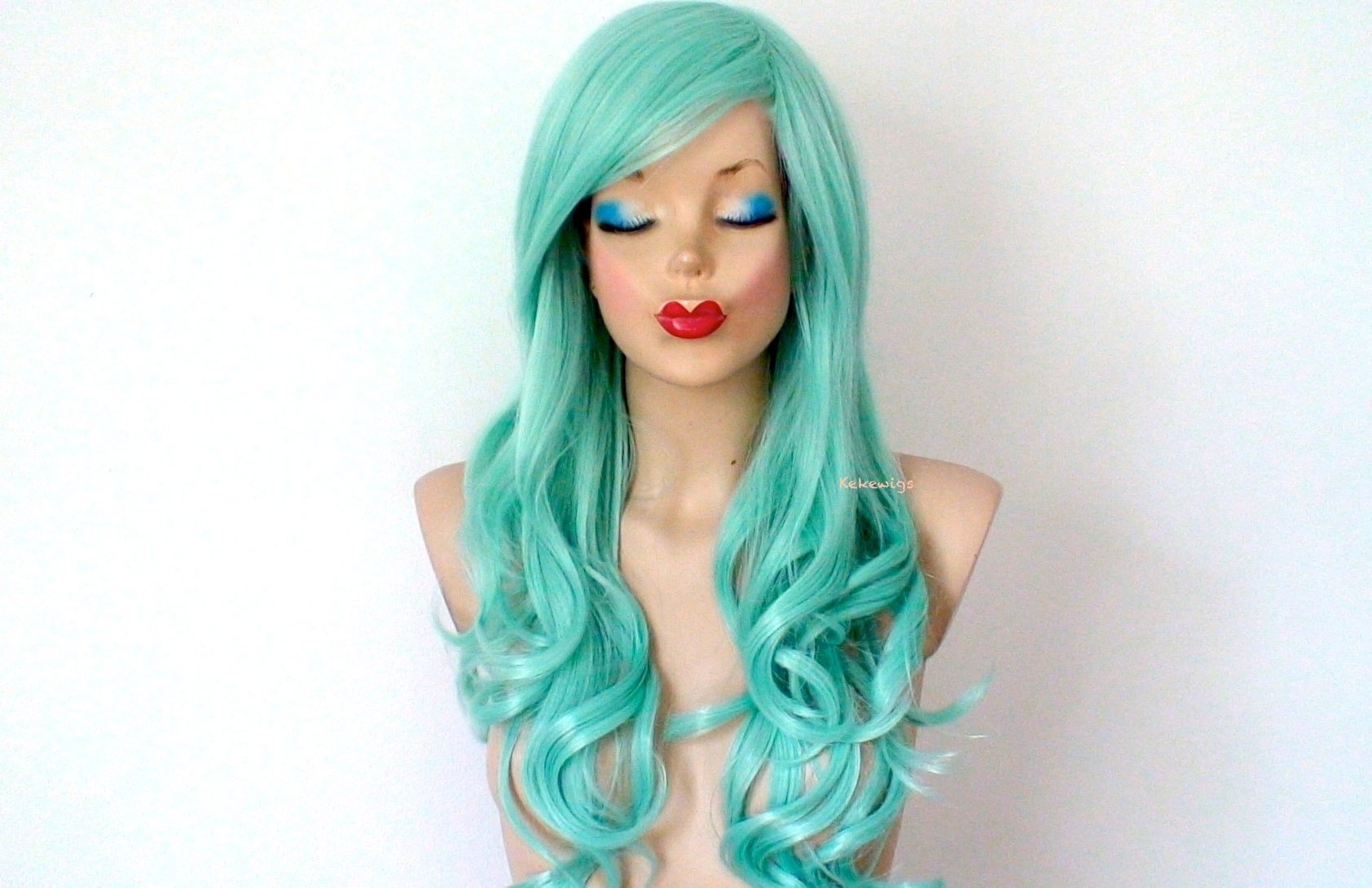 Mint To Be by HAIRDO | Colored Wigs - Hair Extensions.com |Mint Hair Wig