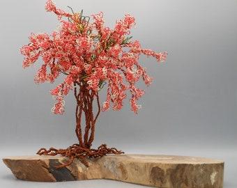 Wire Tree,Wire Tree Sculpture,Photo Tree,Tree of Life,Wire Art,Tree Sculpture,Metal Tree,Bonsai Tree,Copper Wire,Trees,Wisteria Tree,Wire