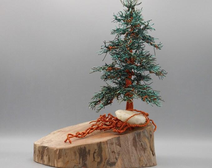 Wire Tree Sculpture,Wire Trees,Wire Art,Wire Sculpture,Photo Trees,Copper Trees,Bonsai Trees,Trees Sculptures,Pine Trees,Blue Spruce Tree