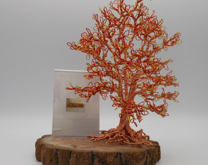 Wire Tree Sculpture,Wire Trees,Wire Art,Wire Sculpture,Memorial Trees,Photo Trees,Bonsai Trees,Trees Sculptures,Copper Trees,Tree of Life,
