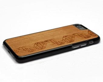 custodia legno iphone 6s