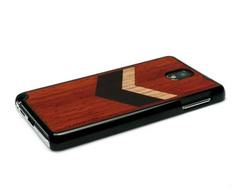 For Samsung Galaxy Note 3 Case Wood Chevron Geometric Red, Note 3 Case Wood  Note 3 Case Wood Galaxy Note 3 Case Note 3 Wood