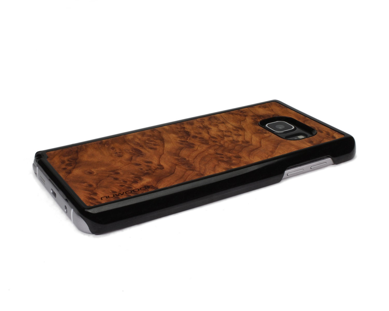 newest cfc37 5e048 For Samsung Galaxy Note 5 Wood Case Redwood Burl, Note 5 Case ...