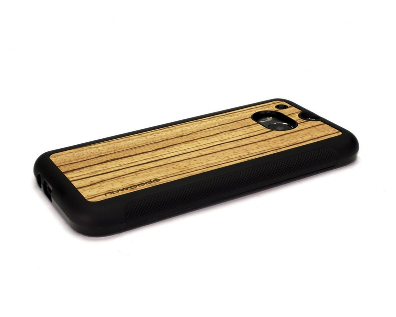 official photos e5b1b 1cb16 HTC One M8 Case Wood Zebrawood, HTC One Case Wood HTC One Case, Htc One  Wood Case, Wood Htc One M8 Case, Htc One M8 Wood Case