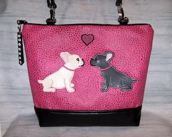 Bulldog Wallet Dog Dogs Cute Puppy Puppies Bulldogs British Purse Money Bag 262