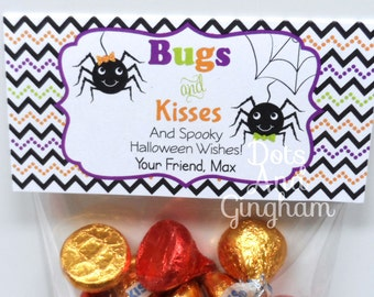 image about Bugs and Kisses Printable identified as Insects and kisses Etsy