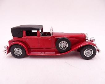 "Vintage Lesney Matchbox Y-4 Models of Yesteryear Model ""J"" Towncar Duesenberg Diecast Car"
