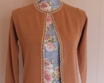 60's Women's Talbott Cardigan, Never Worn with Tags!