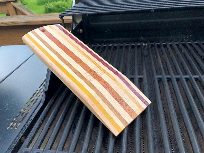Wood Grill Scraper  All-Natural Grill Cleaning Tool image 0