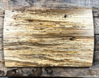 Insanely Spalted Maple Serving Board