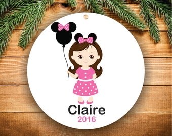 kids ornaments personalized christmas ornament kids ornament personalized name personalized kids childs ornament custom gift a205