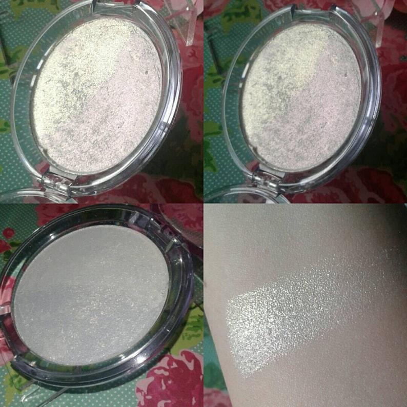 b6a075828d350 Good Morning Glow - Tater Tot Highlight Powders - Highlighter Glow Contour  Orange Red Pink Golden Face Vegan - Shimmer Powder Mineral Makeup