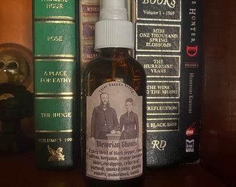 Victorian Ghosts - Country Gothic Vegan Perfume Collection - Witch Gothic Goth - Handmade