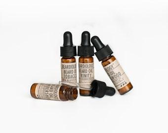 Beardology Beard Oil Sampler Set