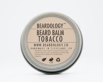 Tobacco -  Beard Balm  -  1oz.