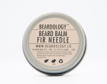 Fir Needle -  All Natural Beard Balm  -  1oz.
