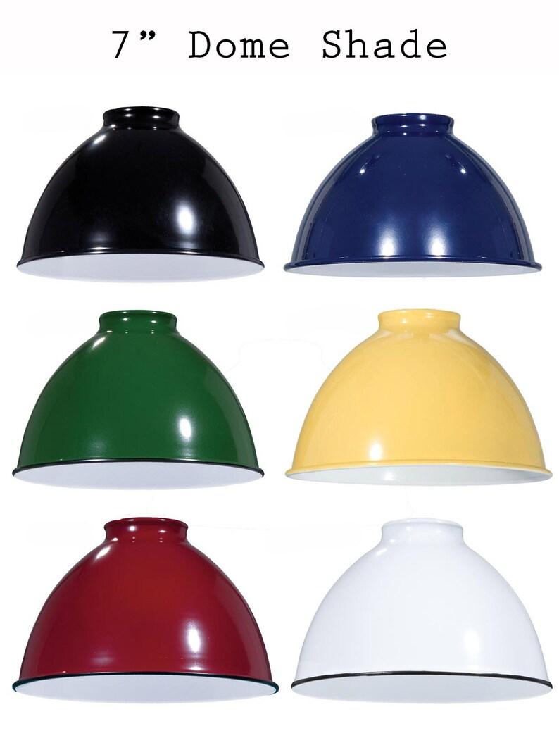 Ombra rossa dello smalto della porcellana: 7 cupola in LaDk2agk