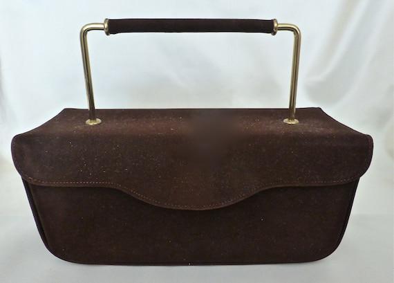Jana Brown Box Bag
