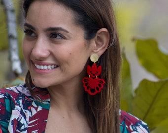 Coyoacàn Earrings