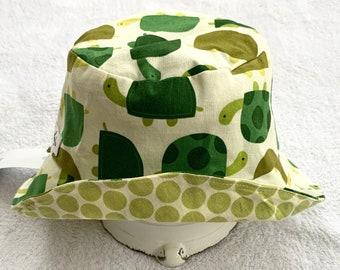 fc17ad876 Polka dots sun hat | Etsy