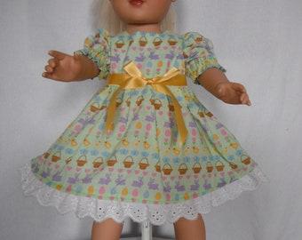 a66daf543 Doll easter dress | Etsy