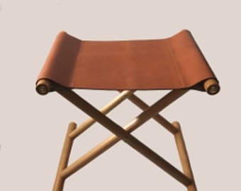 Tremendous Folding Camp Stool Etsy Gmtry Best Dining Table And Chair Ideas Images Gmtryco