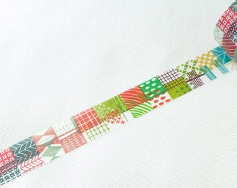 chamilgarden masking Tape  Washi Tape  illustrator from TAIWAN  Chamilgarden 2th  MTW-1312-012