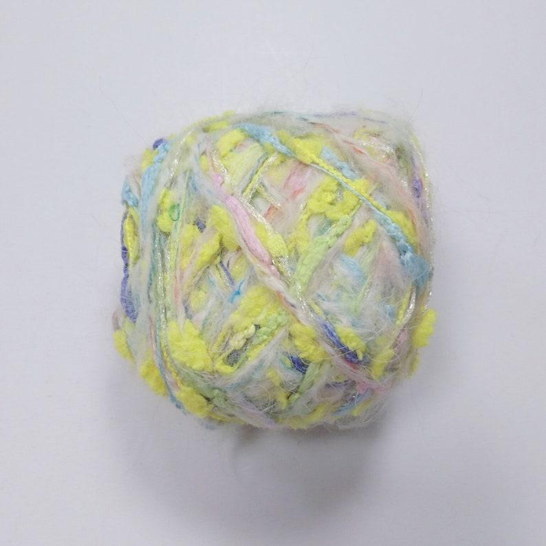 diy Yarn Crafts  fibers ribbons embellishment pack Yarn Bundle  custom fibers Yarn Fiber junk journal  Gift wrapping