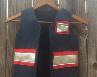 mailman post office dress up vest role play dramatic size 1 2 3 4 5 6 9554e9032a7b