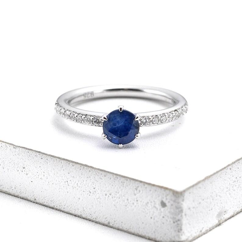Other Fine Rings Anneau Inhabituel 925 Argent Bijoux En Argent Bague En Argent Motif Perfect In Workmanship