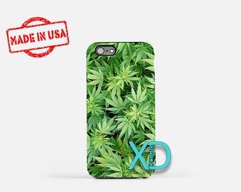 Weed iPhone Case, Marijuana iPhone Case, Weed iPhone 8 Case, iPhone 6s Case, iPhone 7 Case, Phone Case, iPhone X Case, SE Case Protective
