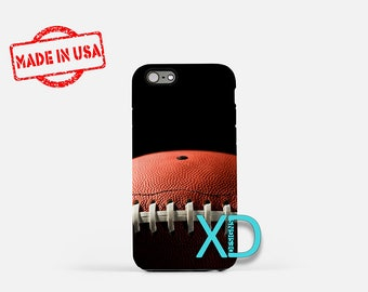 Football iPhone Case, Sports iPhone Case, Football iPhone 8 Case, iPhone 6s Case, iPhone 7 Case, Phone Case, iPhone X Case, SE Case