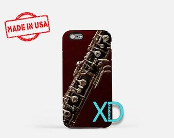 Oboe iPhone Case, Instrument iPhone Case, Oboe iPhone 8 Case, iPhone 6s Case, iPhone 7 Case, Phone Case, iPhone X Case, SE Case New
