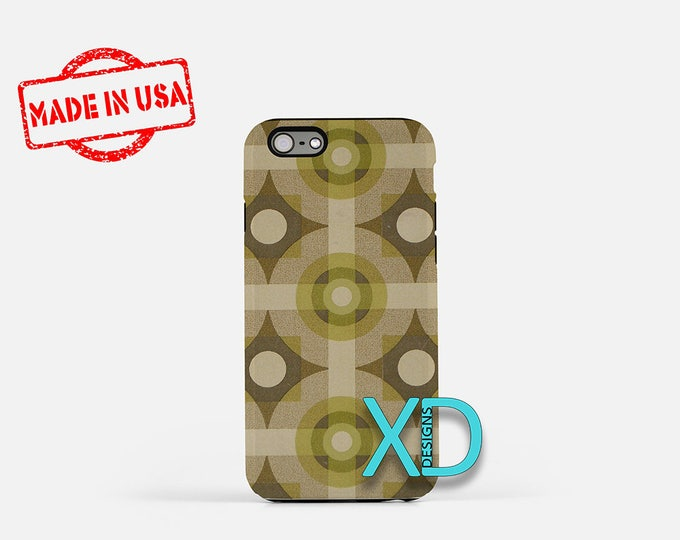 Geometric iPhone Case, Symmetrical iPhone Case, Geometric iPhone 8 Case, iPhone 6s Case, iPhone 7 Case, Phone Case, iPhone X Case, SE Case