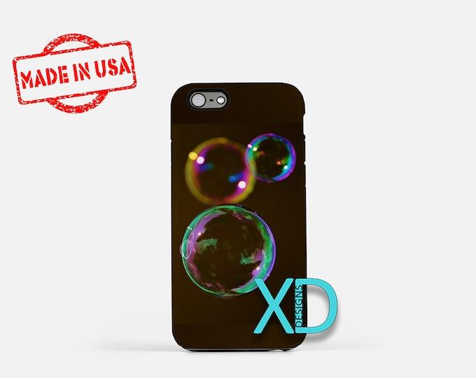 Soap Bubbles iPhone Case, Bubbles iPhone Case, Bubbles iPhone 8 Case, iPhone 6s Case, iPhone 7 Case, Phone Case, iPhone X Case, SE Case