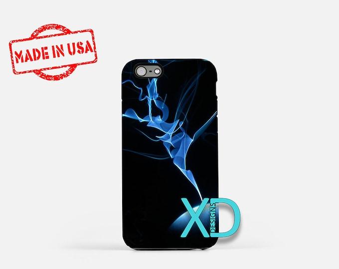 Electricity iPhone Case,  Blue Arc iPhone Case, Volt iPhone 8 Case, Shock, iPhone 6s Case, iPhone 7 Case, Phone Case, iPhone X Case, SE Case