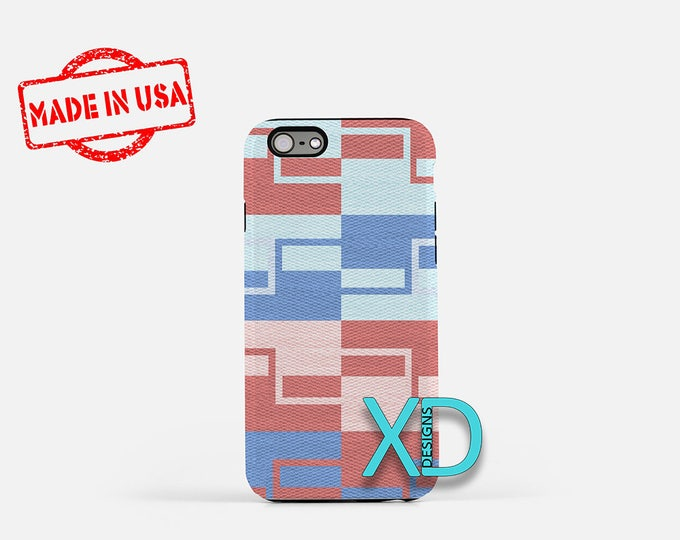 Crazy Abstract iPhone Case, Fabric Design iPhone Case, iPhone 8 Case, iPhone 6s Case, iPhone 7 Case, Phone Case, iPhone X Case, SE Case