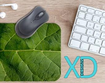 Leaf Mouse Pad, Leaf Mousepad, Close Up Rectangle Mouse Pad, Green, Close Up Circle Mouse Pad, Leaf Mat, Computer, Nature, Leaves, Outside
