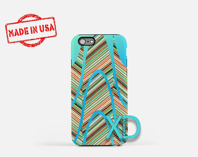 Fish Tail iPhone Case, Abstract iPhone Case, Fish Tail iPhone 8 Case, iPhone 6s Case, iPhone 7 Case, Phone Case, iPhone X Case, SE Case