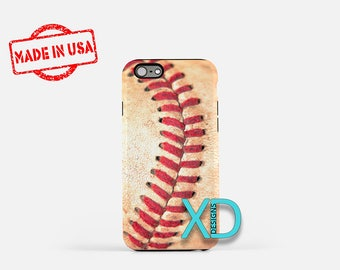 Baseball Phone Case, Baseball iPhone Case, Sports iPhone 8 Case, Sports iPhone 6s Case, iPhone 7 Case, Phone Case, iPhone X Case, SE Case