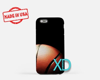 Basketball iPhone Case, Sports iPhone Case, Basketball iPhone 8 Case, iPhone 6s Case, iPhone 7 Case, Phone Case, iPhone X Case, SE Case