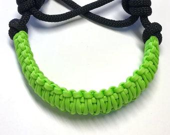 Indian Bosal, wide noseband bosal, bitless bridle, bitless bridle attachment, bosal, custom colors