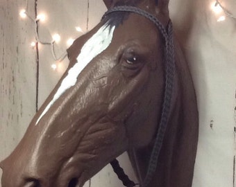 Horse tack, War bonnet, tie down , custom horse tack, paracord, paracord horse tack, horse tack, barrel racing, braided horse tack, paracord