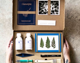 Cyanotype kit