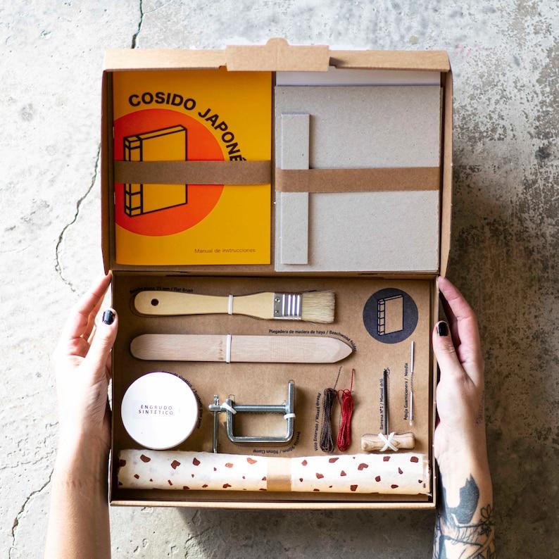 Bookbinding Kit: Japanese Sewing image 0
