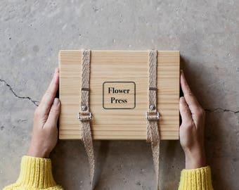 The Flower Press Kit